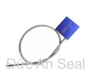 Seal niêm phong kẹp chì dây cáp rút hộp ngắn DA19