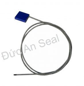 Seal niêm phong kẹp chì dây cáp rút hộp dài DA20