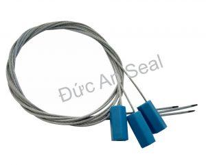 Seal niêm phong kẹp chì dây cáp rút dài DA16