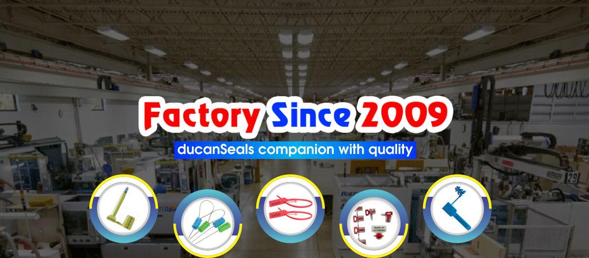 nhà máy sản xuất seal niêm phong đức an