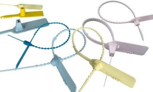 """Phân biệt """"khóa niêm phong dây rút nhựa"""" và """"dây rút nhựa có thẻ in"""""""