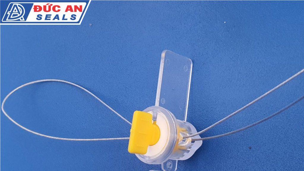 Dây cáp niêm phong (kẽm bọc nhựa) (5)