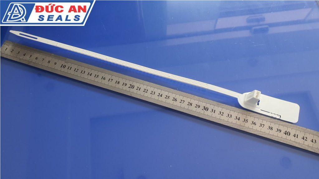 khóa kẹp chì seal niêm phong dây thít rút nhựa da42 chiều dài-min