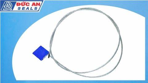 khóa kẹp chì seal niêm phong dây cáp dài 1m hộp nhôm 3mm (6)