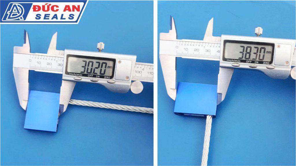 khóa kẹp chì seal niêm phong dây cáp hộp nhôm 5mm (3)