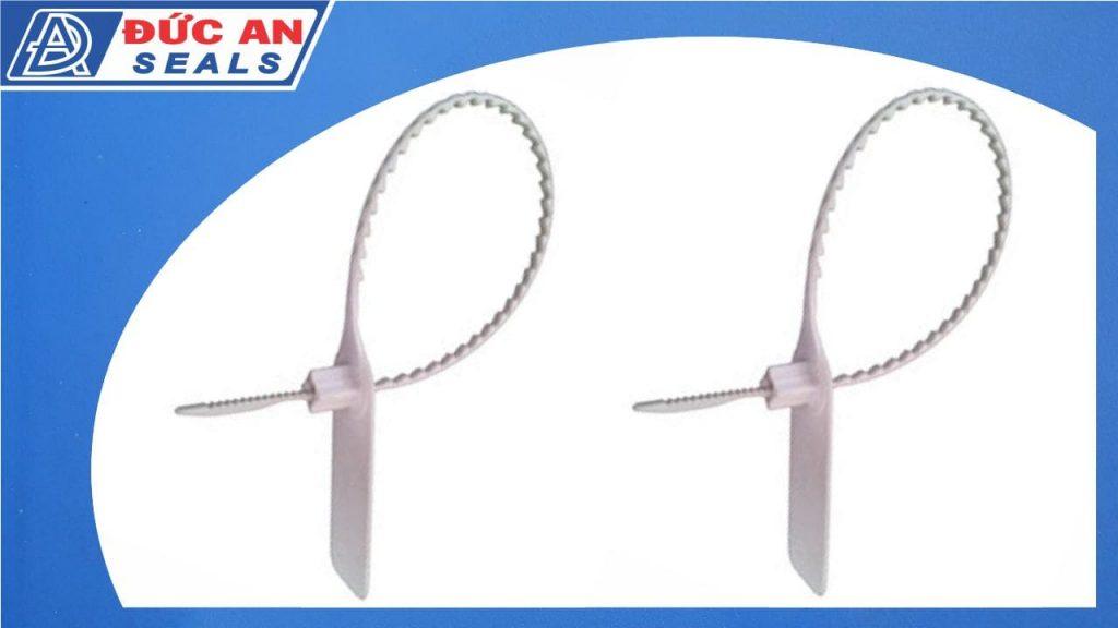 khóa kẹp chì seal niêm phong dây thít rút nhựa răng cưa nhỏ m seal da13 (2)